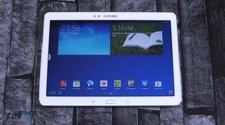 Samsung Galaxy Note 10.1 (2014 Edition) mit LTE &amp&#x3B; Snapdragon 800 in Deutschland verfügbar