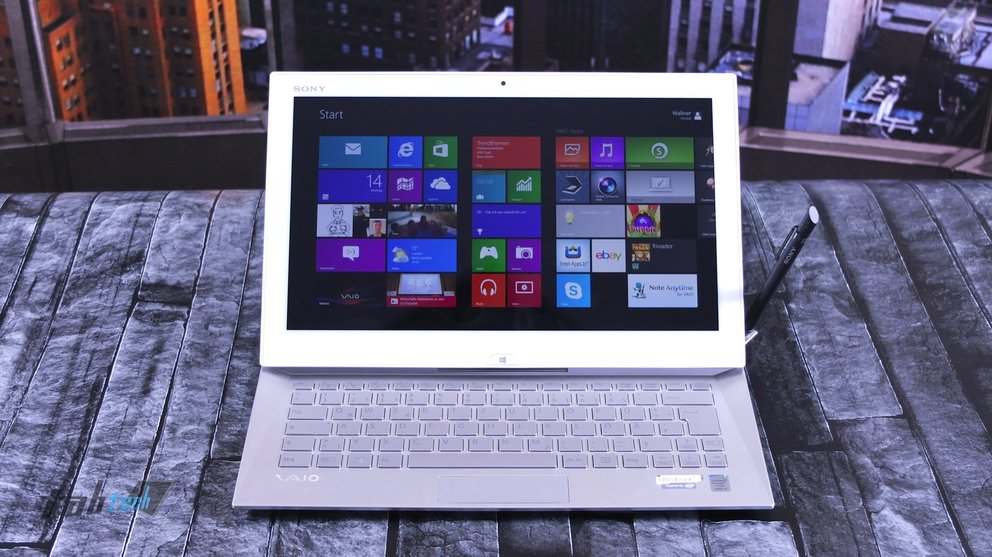 Review: Sony Vaio Duo 13 im Test