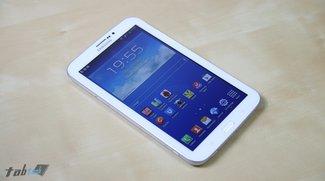 Samsung Galaxy Tab 3 Lite (SM-T11) für ca. 100€ geplant