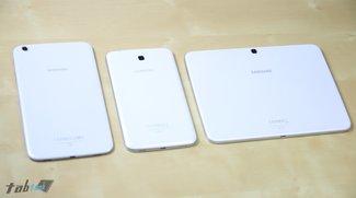 Samsung Galaxy Tab 4 7.0, 8.0 und 10.1 Spezifikationen aufgetaucht