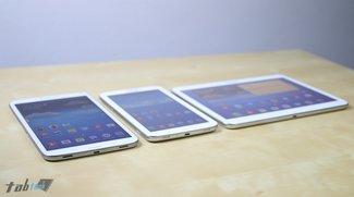 Samsung Galaxy Tab 4 7.0, 8.0 und 10.1 sollen auf dem MWC 2014 präsentiert werden