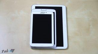 Samsung Galaxy Tab 4 7.0, 8.0 und 10.1 durch Gear Fit Kompatibilitätsliste bestätigt