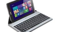 Acer Iconia W4 mit Windows 8.1 & 8 Zoll IPS-Display vorgestellt