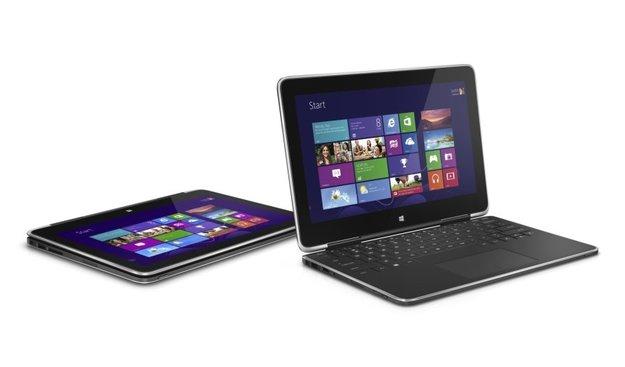 Dell XPS 11 Service-Handbuch: Akku & mSATA SSD leicht austauschbar