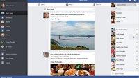 Facebook veröffentlicht offizielle App für Windows 8.1 & RT 8.1