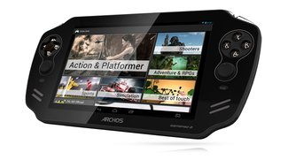 Archos GamePad 2 in ersten Hands-On Videos