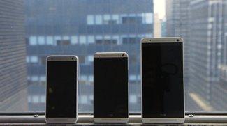 HTC One Max kann in ersten Tests nicht überzeugen