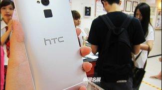 HTC One Max: Hochauflösende Bilder zeigen alle Details