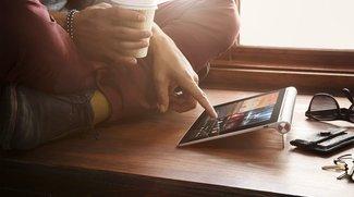 Lenovo Yoga Tablet 10 und Yoga Tablet 8 mit Android und ungewöhnlichem Design offiziell vorgestellt