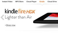 Lighter than Air - Amazon stichelt gegen das iPad Air