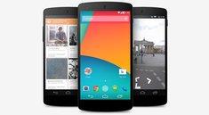 Nexus 5 offiziell präsentiert & ab sofort verfügbar für ab 349€