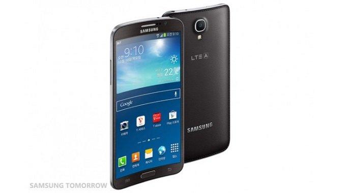 Samsung Galaxy Round mit gebogenem Display vorgestellt