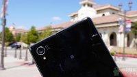 Sony Xperia Z1 Drop Test - Harte Schale, weicher Kern