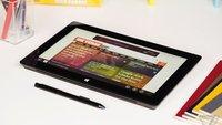 Surface Pro 2 in ersten Tests - Hohe Akkulaufzeit & überragende Performance