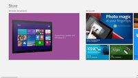 Windows 8.1 Update steht ab sofort kostenlos zum Download bereit