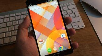 Android 4.4 Google Experience Launcher und neue Apps installieren