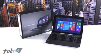 Asus Transformer Book T100 mit Intel Bay Trail Z3775 aufgetaucht