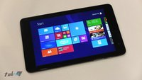Dell Venue 8 Pro in unserem Hands-On Video