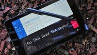 Dell Venue 8 Pro Digitizer Update beseitigt Probleme mit dem Active Stylus
