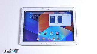 Google Experience Launcher auf dem Samsung Galaxy Note 10.1 2014 Edition