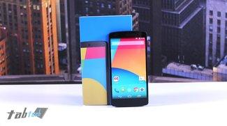 Nexus 5 im ausführlichen Hands-On &amp&#x3B; erste Fotos und Videos der 8-MP-Kamera