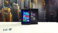 Lenovo Miix 2 im Unboxing und Hands-On Video