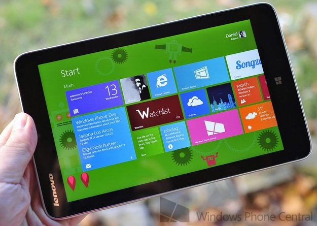 Lenovo Miix 2 im neuen Hands-On Video & Unterschiede zum Dell Venue 8 Pro