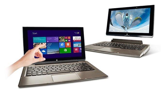 Medion Akoya P2212T (MD99360) mit 4 GB RAM für 399€ ab dem 6. März bei Aldi Süd