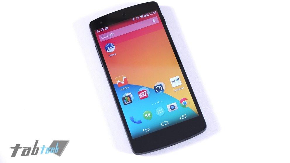 Google Nexus 5 ab sofort auch bei Amazon bestellbar