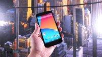 Deal: Nexus 5 mit 16 GB in Schwarz für nur 299€
