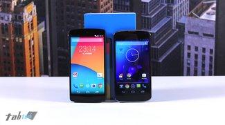 Nexus 5 vs. Nexus 4 im Vergleich