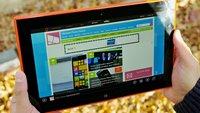 Nokia Lumia 2520 kann in ersten Testberichten überzeugen