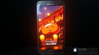Finale Android 4.3 Firmware für das Galaxy Note 2 ohne neue S Pen Features aufgetaucht