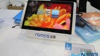Ramos i10 Pro: 10.1 Zoll, Bay Trail & Dual-OS im HTC One Design geplant