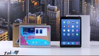Apple iPad Air vs. Samsung Galaxy Note 10.1 (2014 Edition) im Vergleich