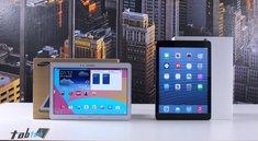 Apple iPad Air vs. Samsung Galaxy Note 10.1 (2014 Edition) im Vergleich