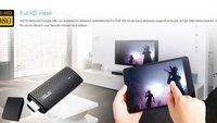 Asus demonstriert eigenen Miracast Dongle für Android Tablets