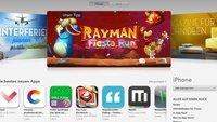 iTunes: Rückerstattung von App-Store-Käufen nun über den Browser möglich