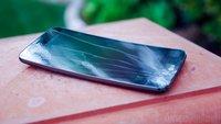 LG G Flex Drop Test - flexibel aber nicht unzerbrechlich