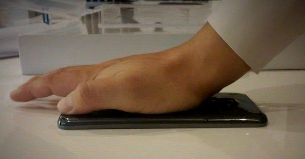 LG G Flex ist tatsächlich flexibel - die Vorteile