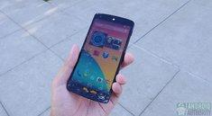 Nexus 5 Drop Test auf dem Google Campus