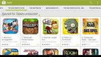 Google Play Store: Bezahlung per Mobilfunkanbieter bald auf Tablets möglich