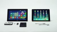 Neue Microsoft Spots: Surface RT & 2 vs. iPad Air und Galaxy Tab