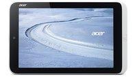 Acer Iconia W3-810 (NT.L1JEG.003): Windows 8.1 Tablet für 199€ aufgetaucht
