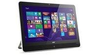 Acer Aspire Z3-600: 21,5 Zoll Windows 8.1 All-In-On-PC mit Akku
