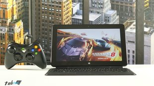 Dell Venue 11 Pro mit Intel Bay Trail Z3770 im Gaming Test