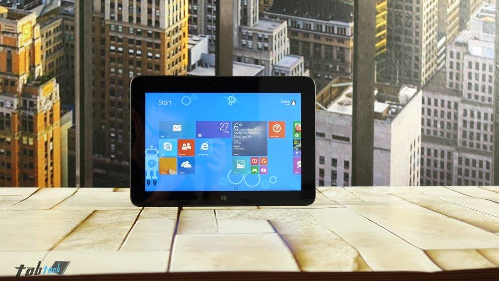Review: HP Omni 10 im Test