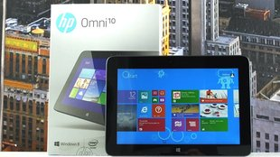 HP Omni 10 im Unboxing und Hands-On Video