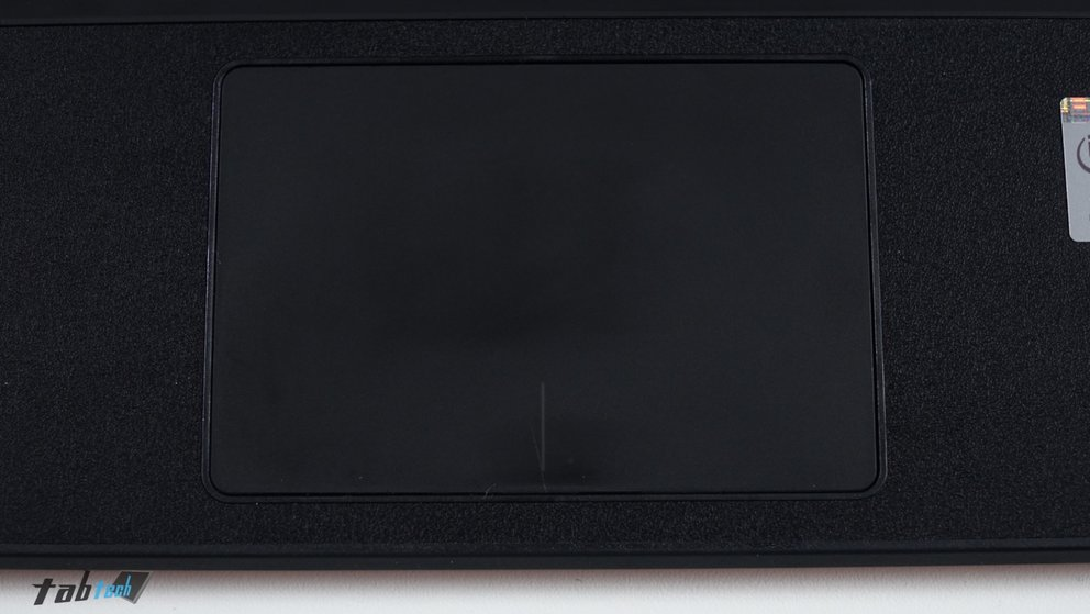 Multitouch-Trackpad des Yoga 2 Pro