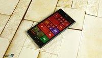 Nokia Lumia 1520: Unboxing und erster Eindruck